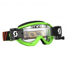 Очки Scott Recoil Xi WFS Green, black/fluo green clear works - LadaSportLine - Все для автоспорта и тюнинга